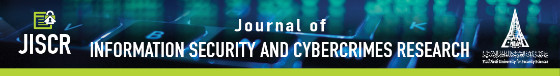 International Journal for Information Security and Cyber Crimes